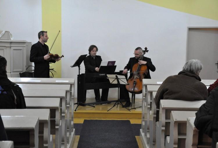 Pozvánka na koncert Tria75 - Dvořák, Vivaldi, Piazzolla