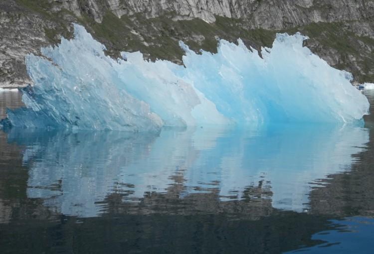 Ledovcový fjord