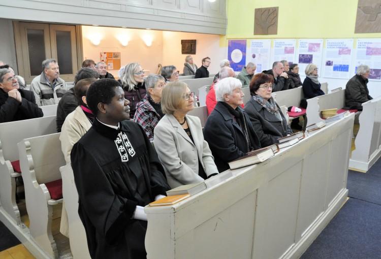 100 let Evangelické církve: Slavnostní shromáždění